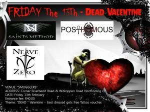 dead valentine
