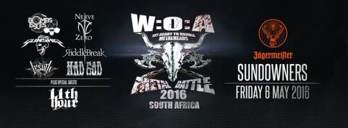Metal Battle 2016