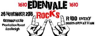 Edenvale Rocks 26 November 2016
